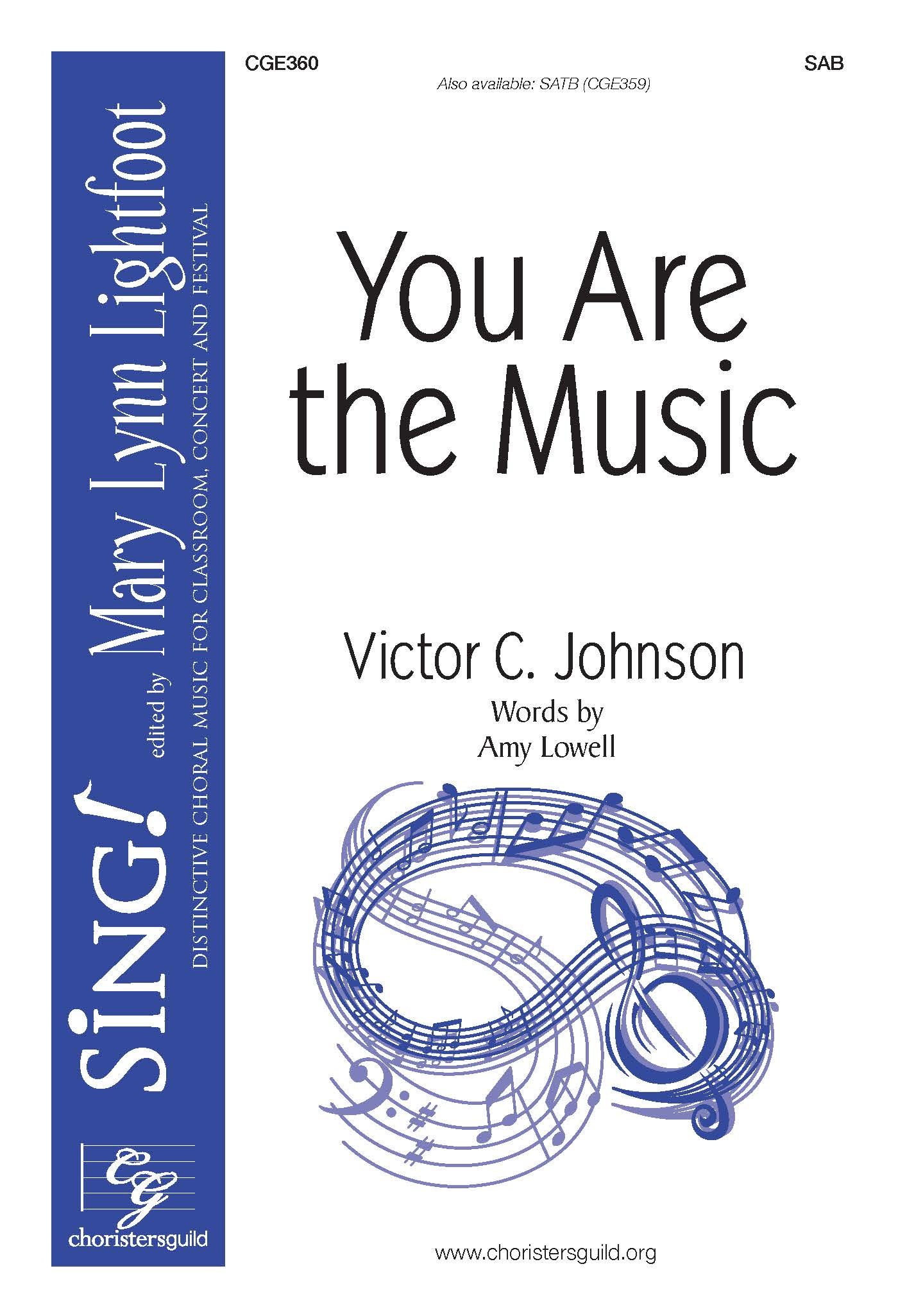 You Are the Music - SAB