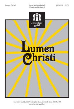 Lumen Christi (Audio Download)