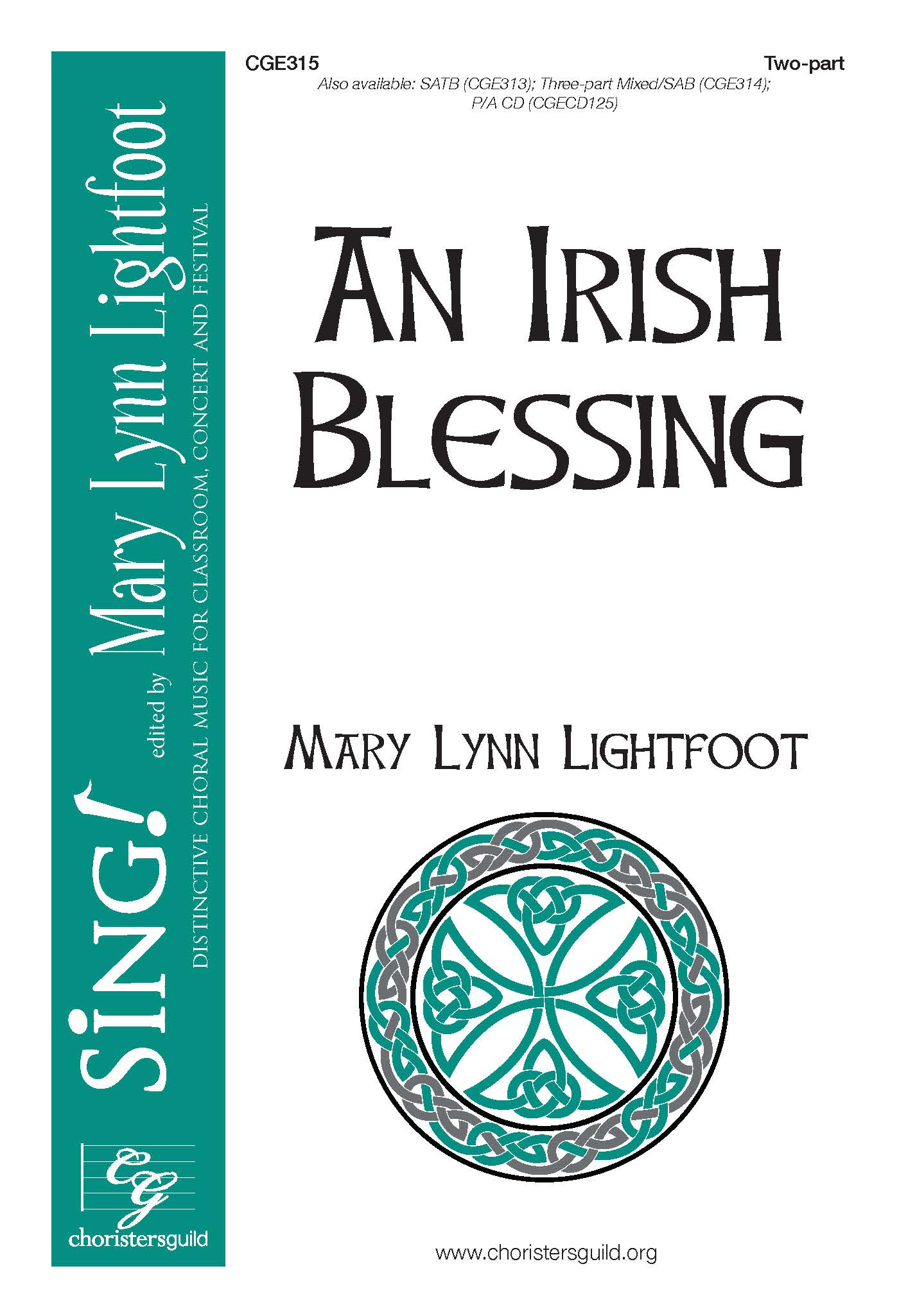 An Irish Blessing - Two-part