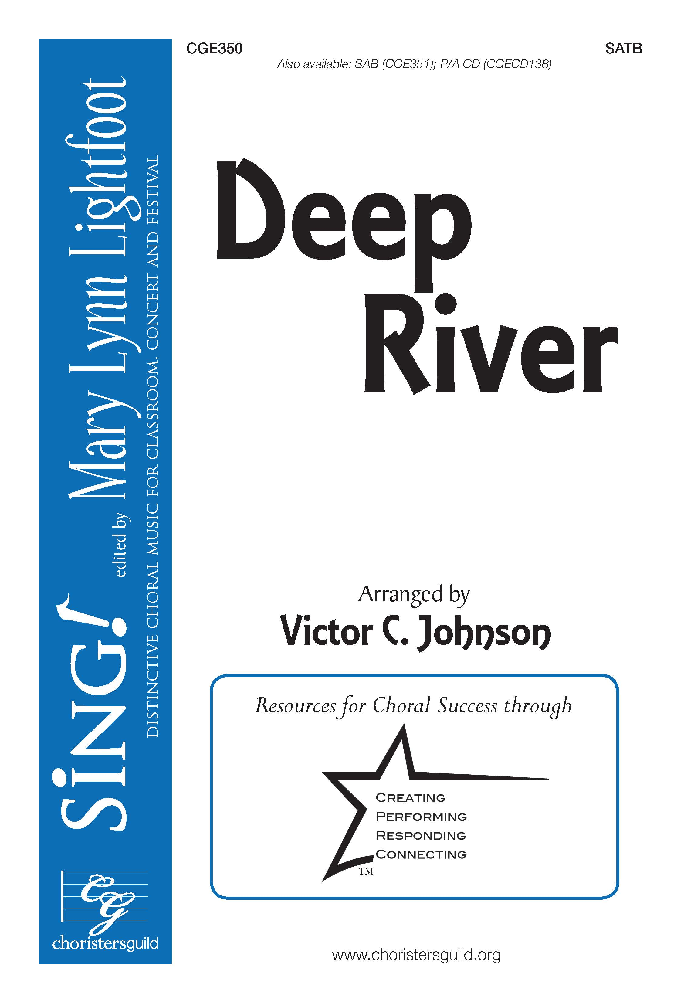 Deep River - SATB