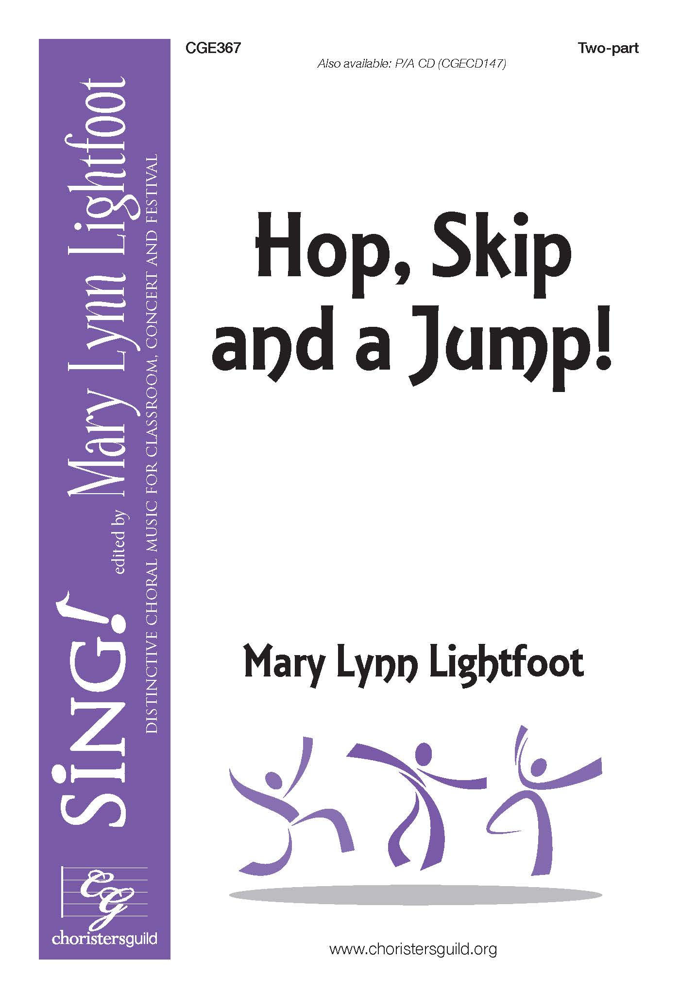 Hop, Skip and a Jump - Two-part