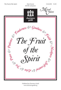 The Fruit of the Spirit (Audio Download)