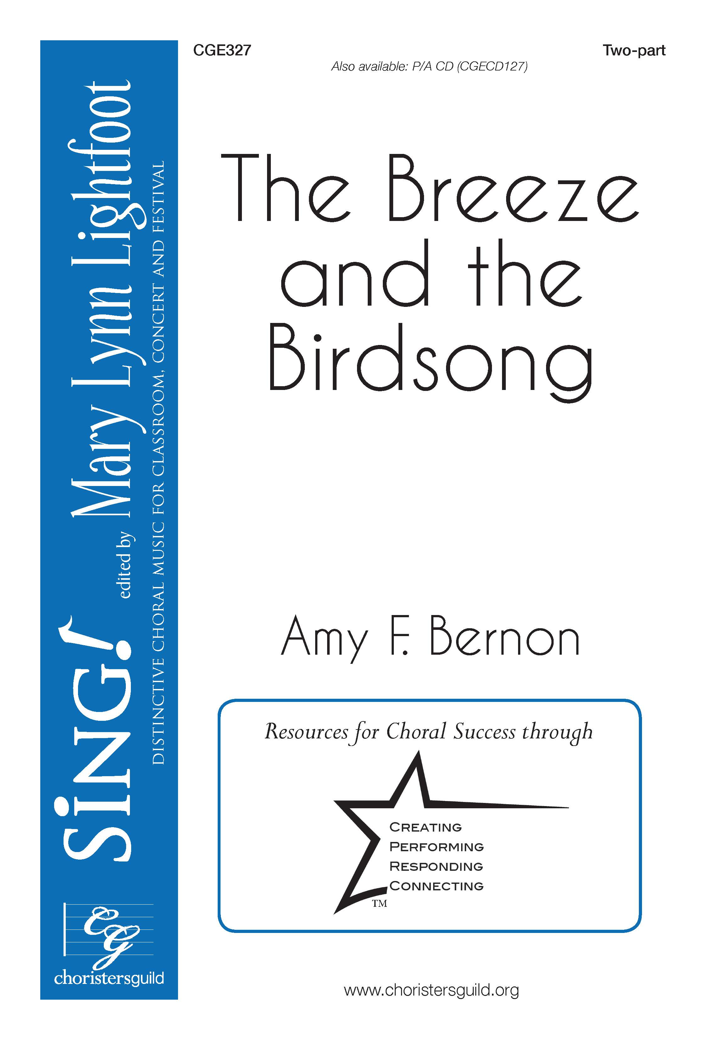 The Breeze and the Birdsong - Two-part