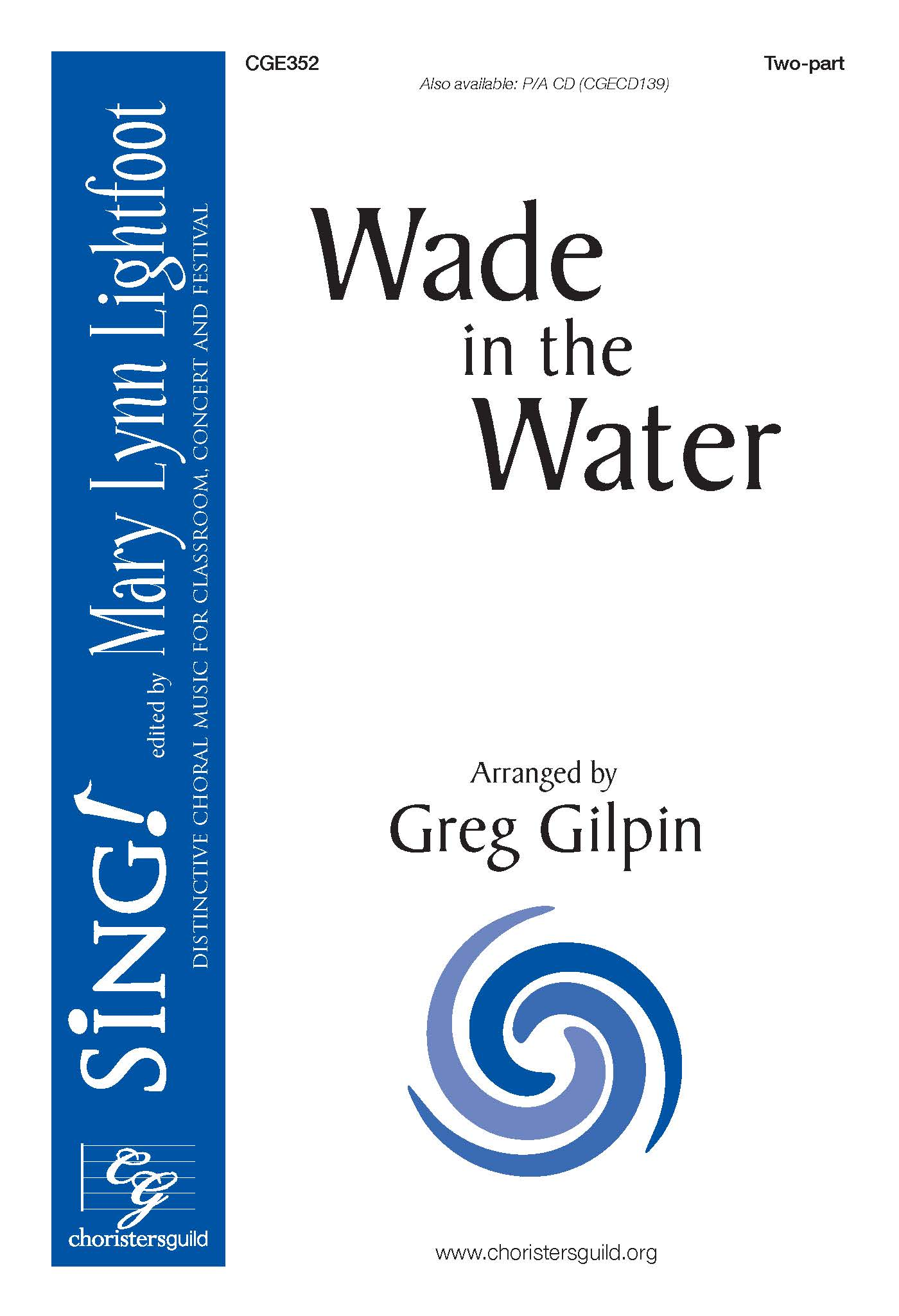 Wade in the Water - Two-part