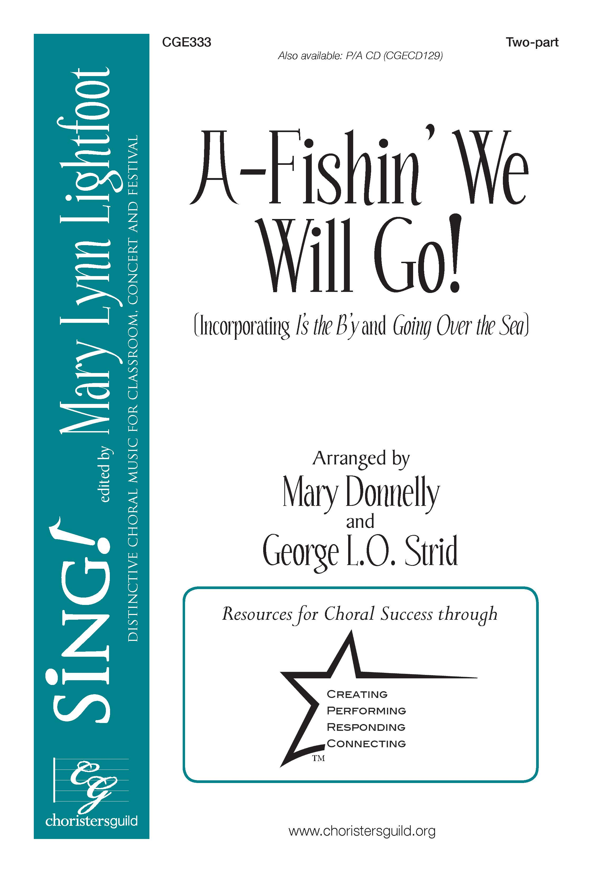 A-Fishin' We Will Go! - Two-part