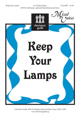 Keep Your Lamps (Audio Download)