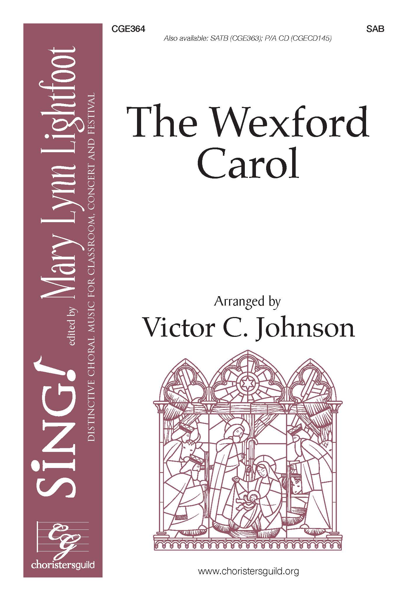 The Wexford Carol - SAB
