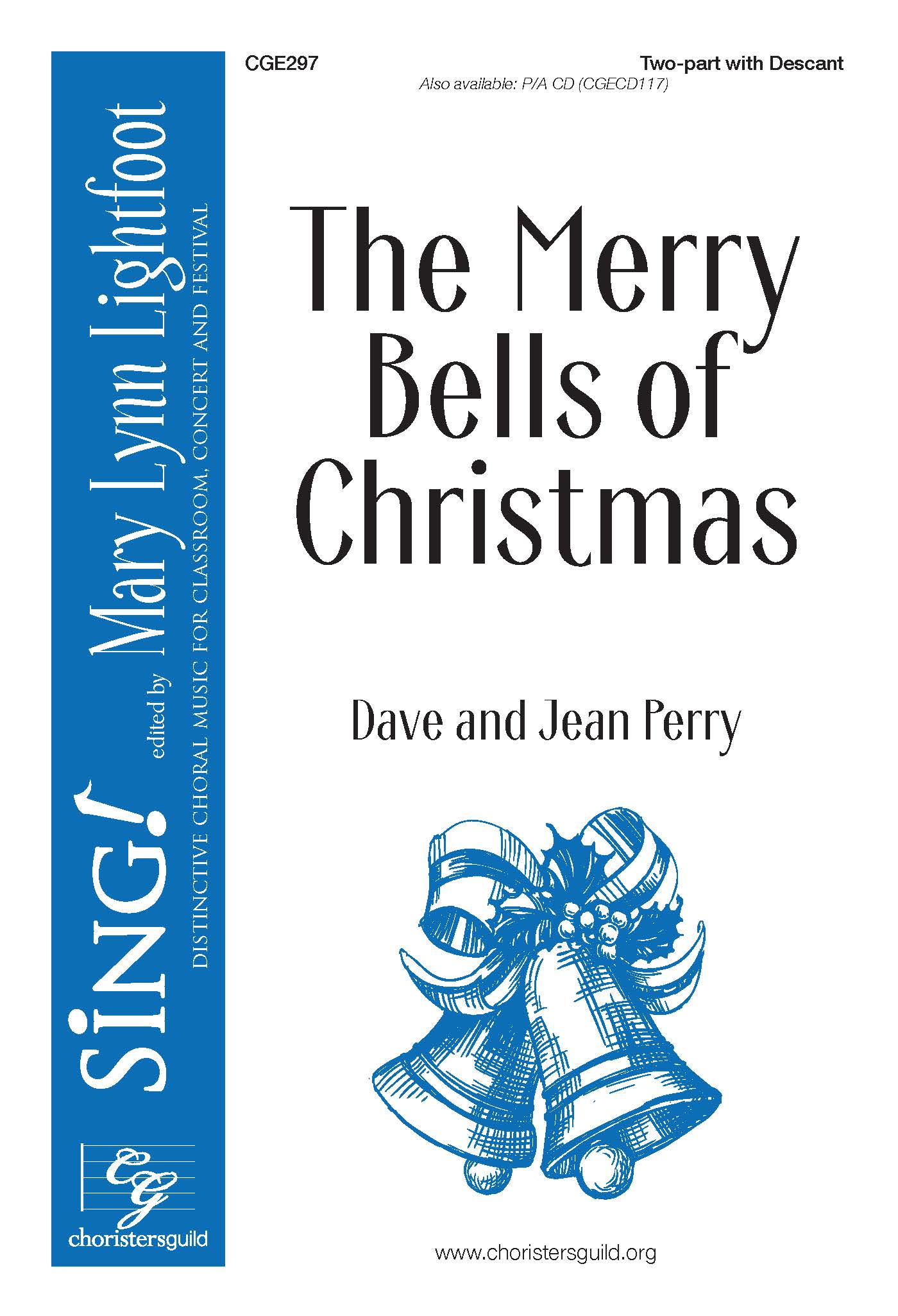 The Merry Bells of Christmas - Two-part