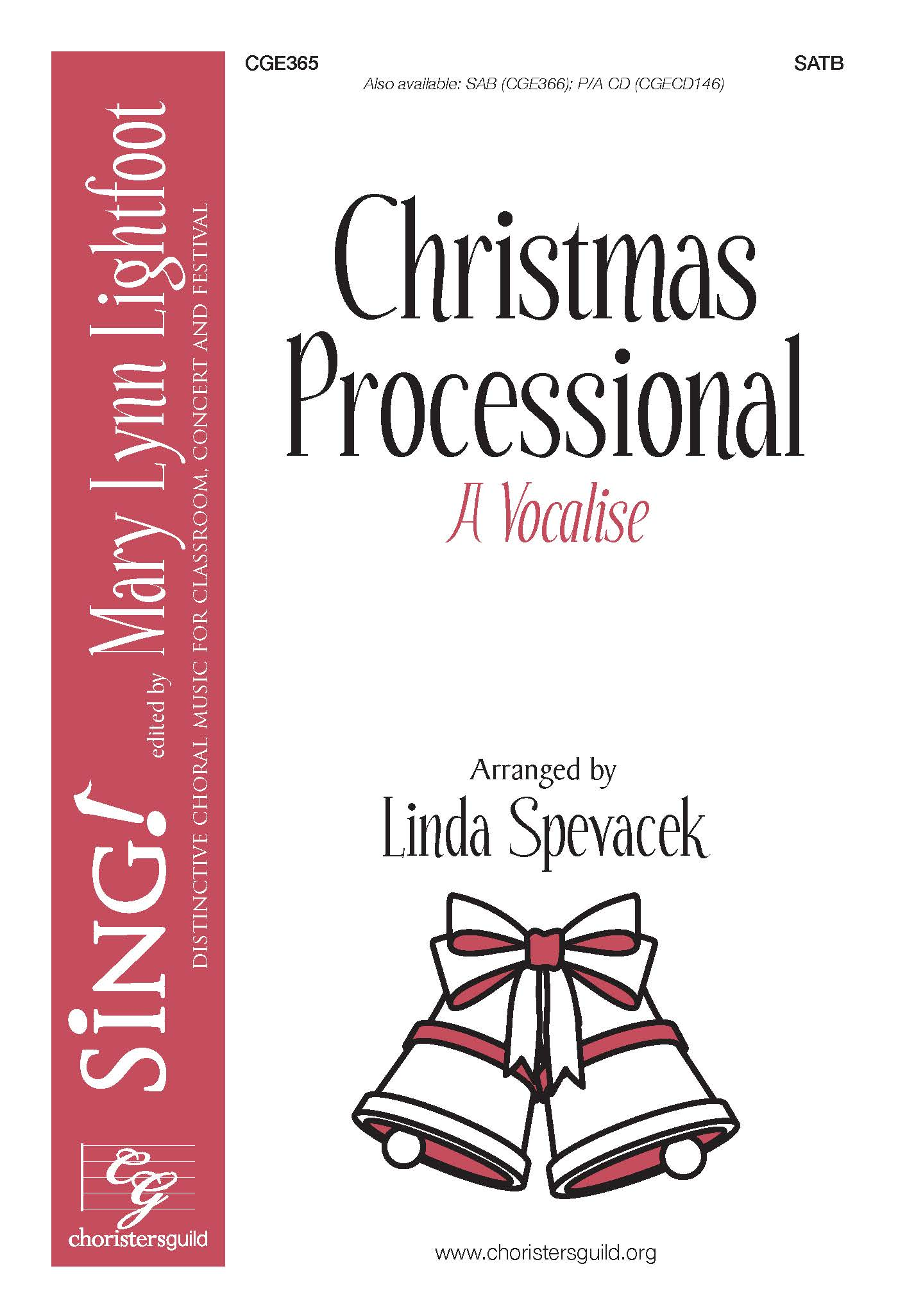 Christmas Processional (A Vocalise) - SATB
