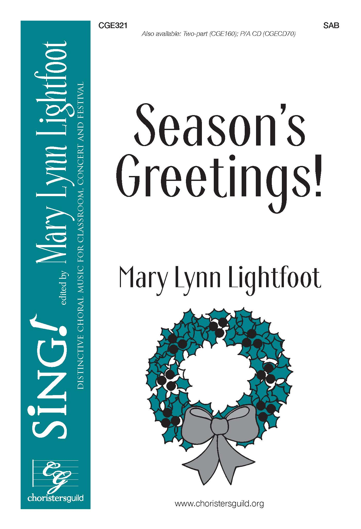 Season's Greetings! - SAB