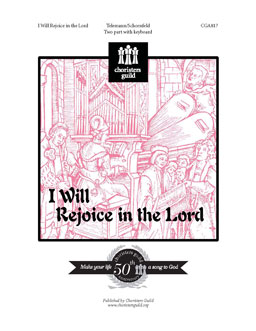I Will Rejoice in the Lord
