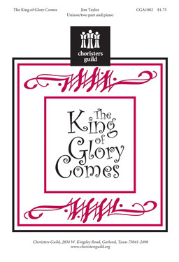 The King of Glory Comes (Audio Download)