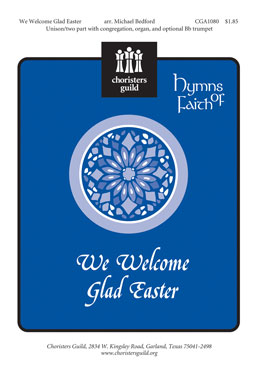 We Welcome Glad Easter (Audio Download)