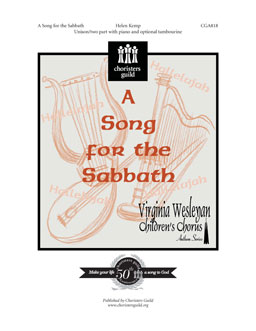 A Song for the Sabbath