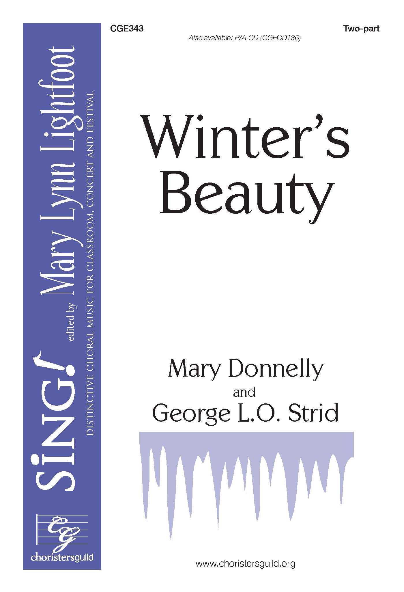 Winter's Beauty - Two-part