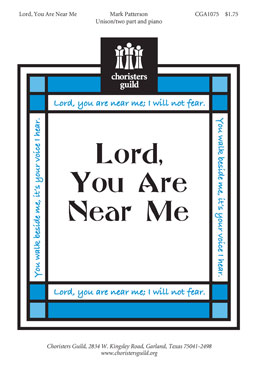 Lord, You Are Near Me (Audio Download)