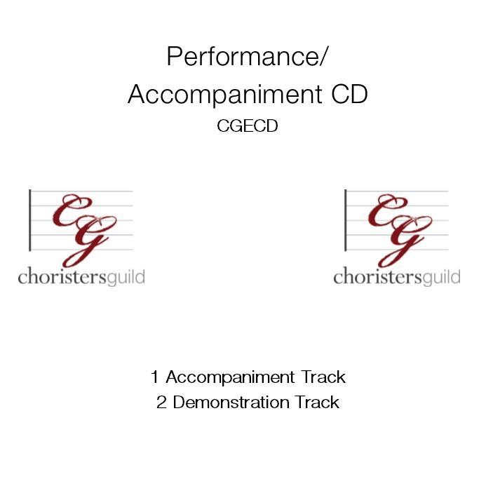 Three French Noels (Performance/Accompaniment CD)