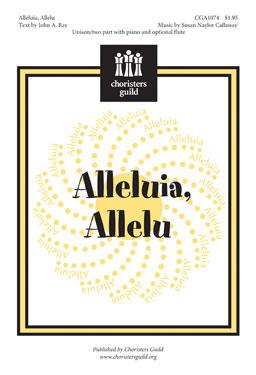 Alleluia, Allelu (Audio Download)