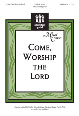 Come, Worship the Lord (Audio Download)