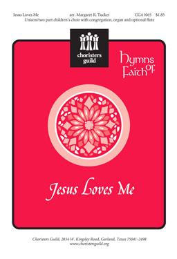 Jesus Loves Me (Audio Download)