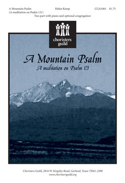 A Mountain Psalm (Audio Download)
