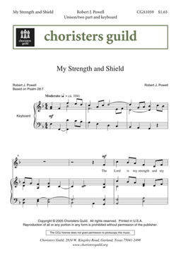 My Strength and Shield (Audio Download)