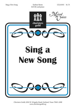Sing a New Song (Audio Download)