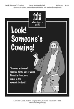 Look! Someone's Coming! (Audio Download)