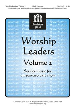 Worship Leaders, Volume 2 (Audio Download)