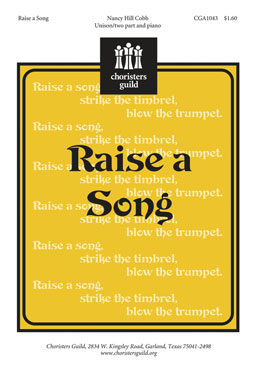 Raise a Song (Audio Download)