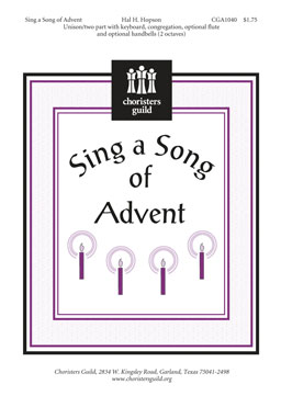 Sing a Song of Advent (Audio Download)