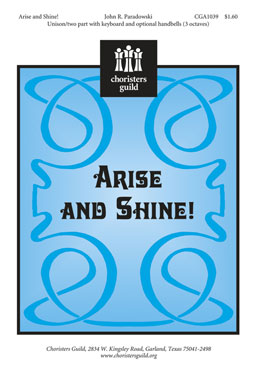 Arise and Shine! (Audio Download)