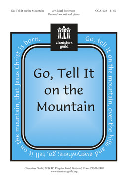 Go, Tell It on the Mountain (Audio Download)