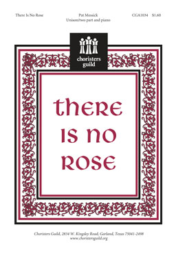 There Is No Rose (Audio Download)