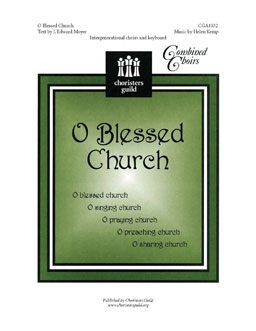 O Blessed Church (Audio Download)