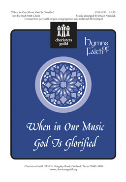 When in Our Music God Is Glorified (Audio Download)