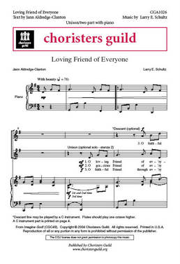 Loving Friend of Everyone (Audio Download)