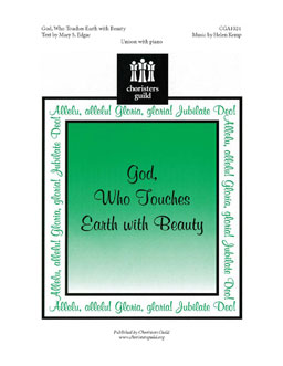 God, Who Touches Earth and Beauty (Audio Download)