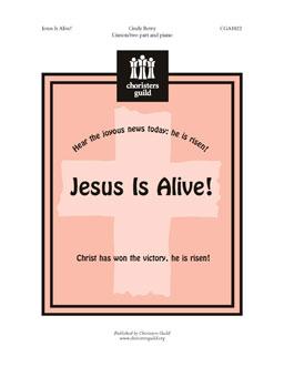 Jesus Is Alive! (Audio Download)