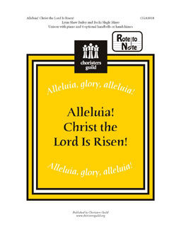 Alleluia! Christ the Lord Is Risen! (Audio Download)
