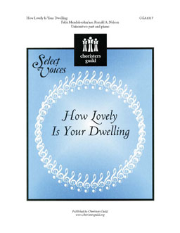 How Lovely Is Your Dwelling (Audio Download)