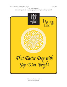 That Easter Day with Joy Was Bright (Audio Download)