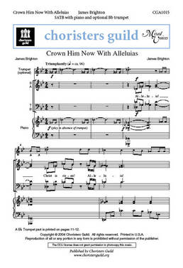 Crown Him Now With Alleluias (Audio Download)