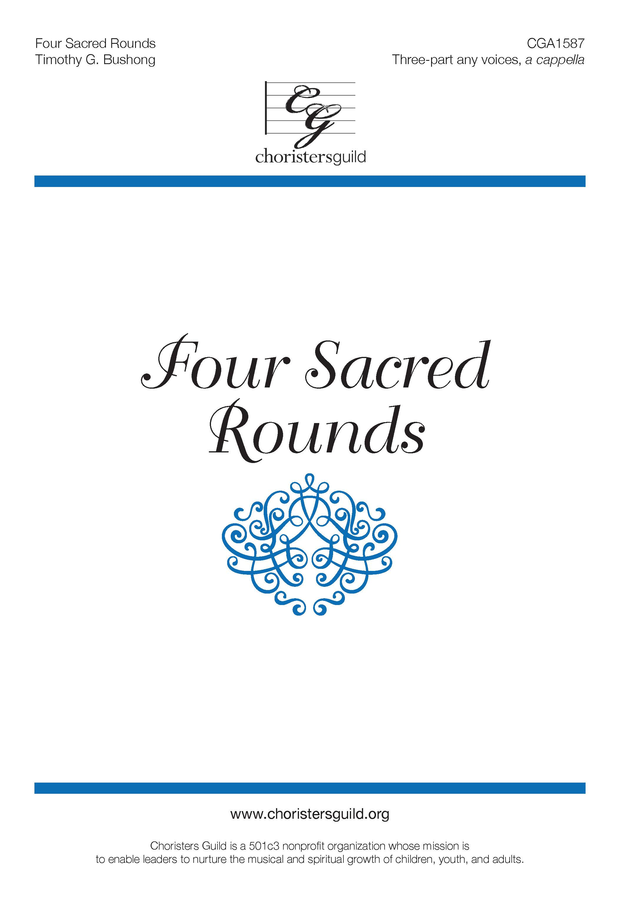 Four Sacred Rounds - Three-part mixed
