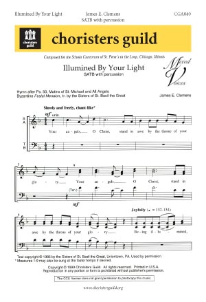 Illumined By Your Light