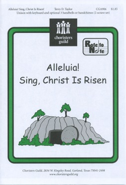 Alleluia! Sing, Christ Is Risen (Audio Download)