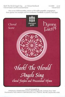 Hark! The Herald Angels Sing (Audio Download)
