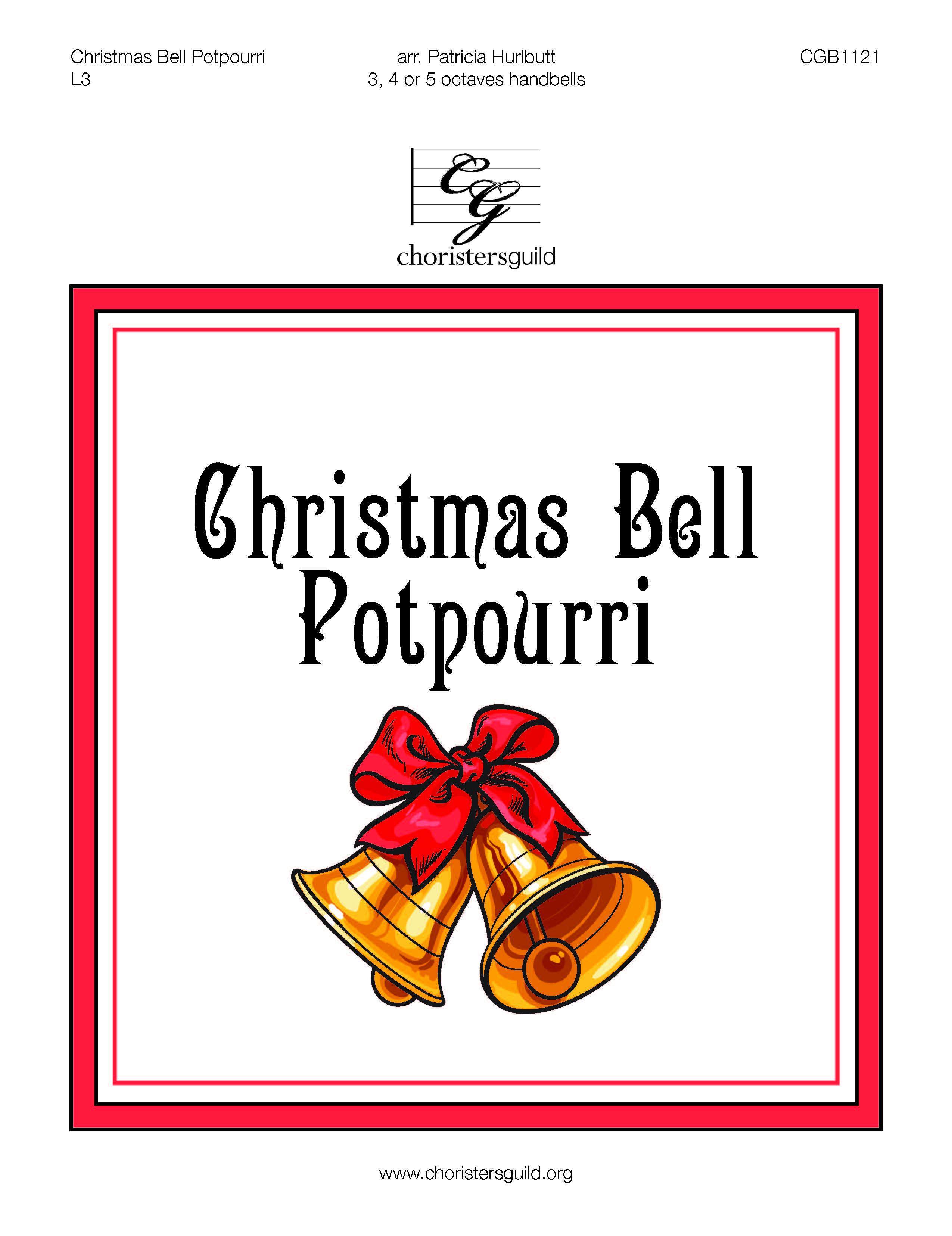 Christmas Bell Potpourri - 3-5 octaves