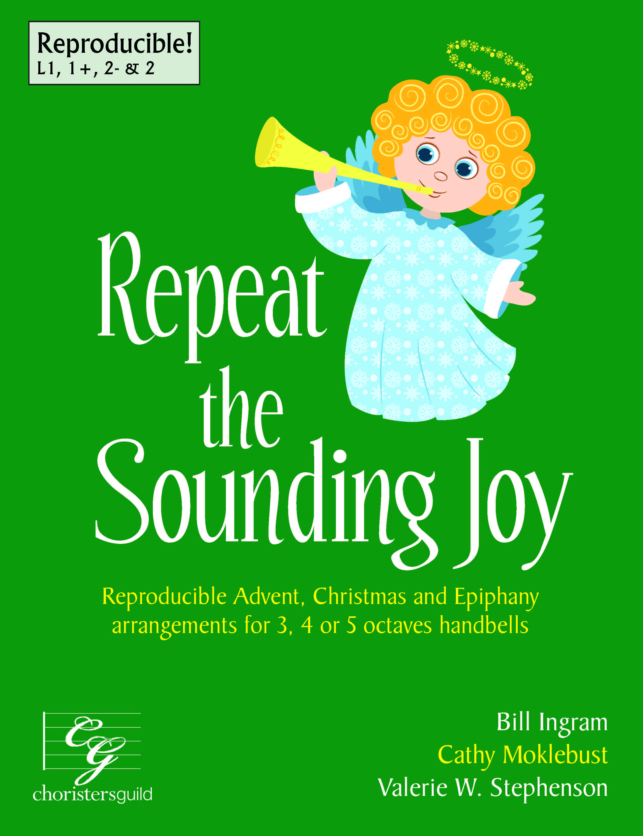 Repeat the Sounding Joy - 3-5 octaves