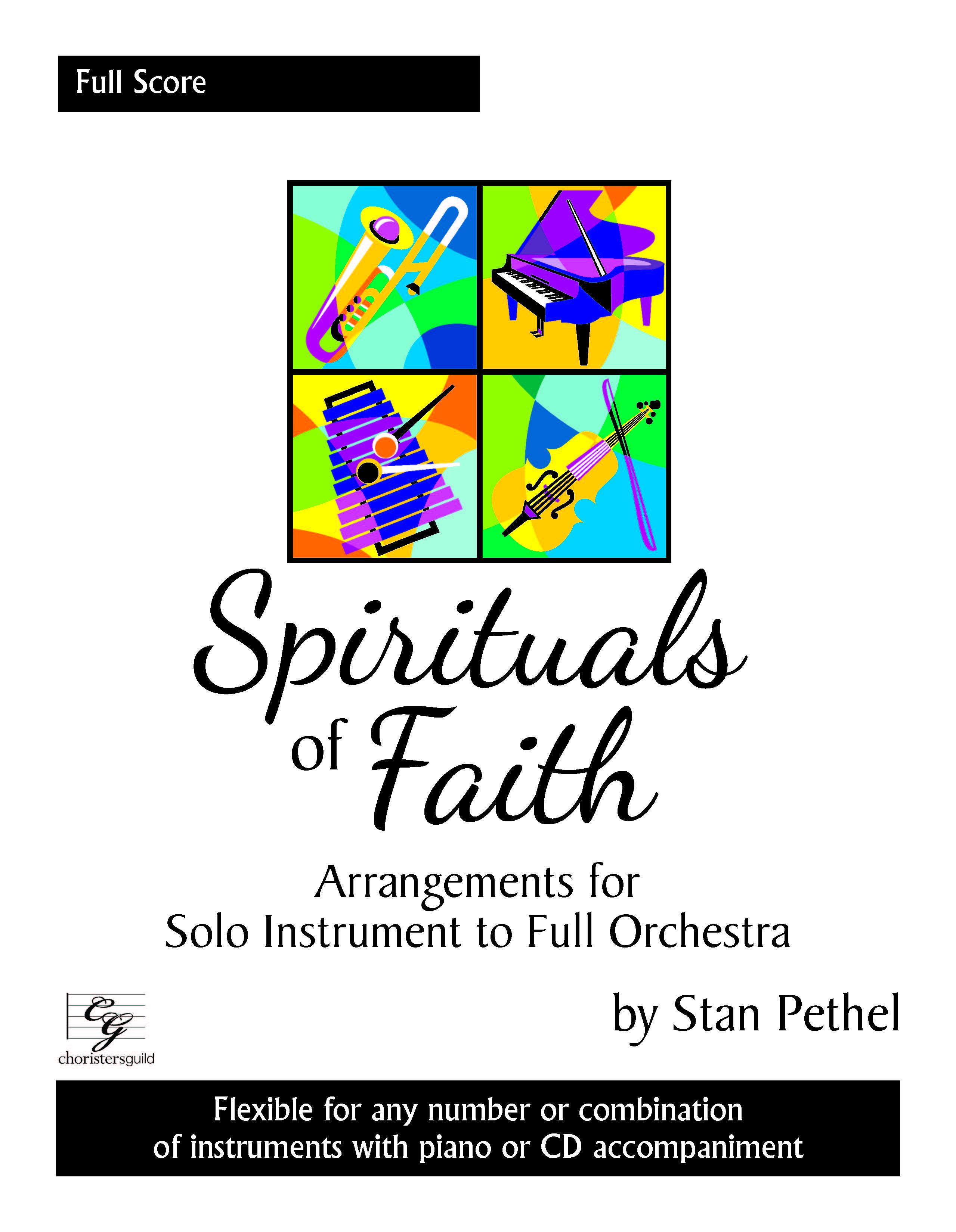 Spirituals of Faith - Full Score